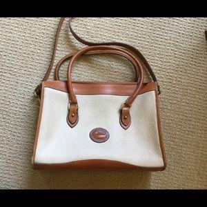 Vintage Dooney Bourke Bag Shoulder Crossbody Bag